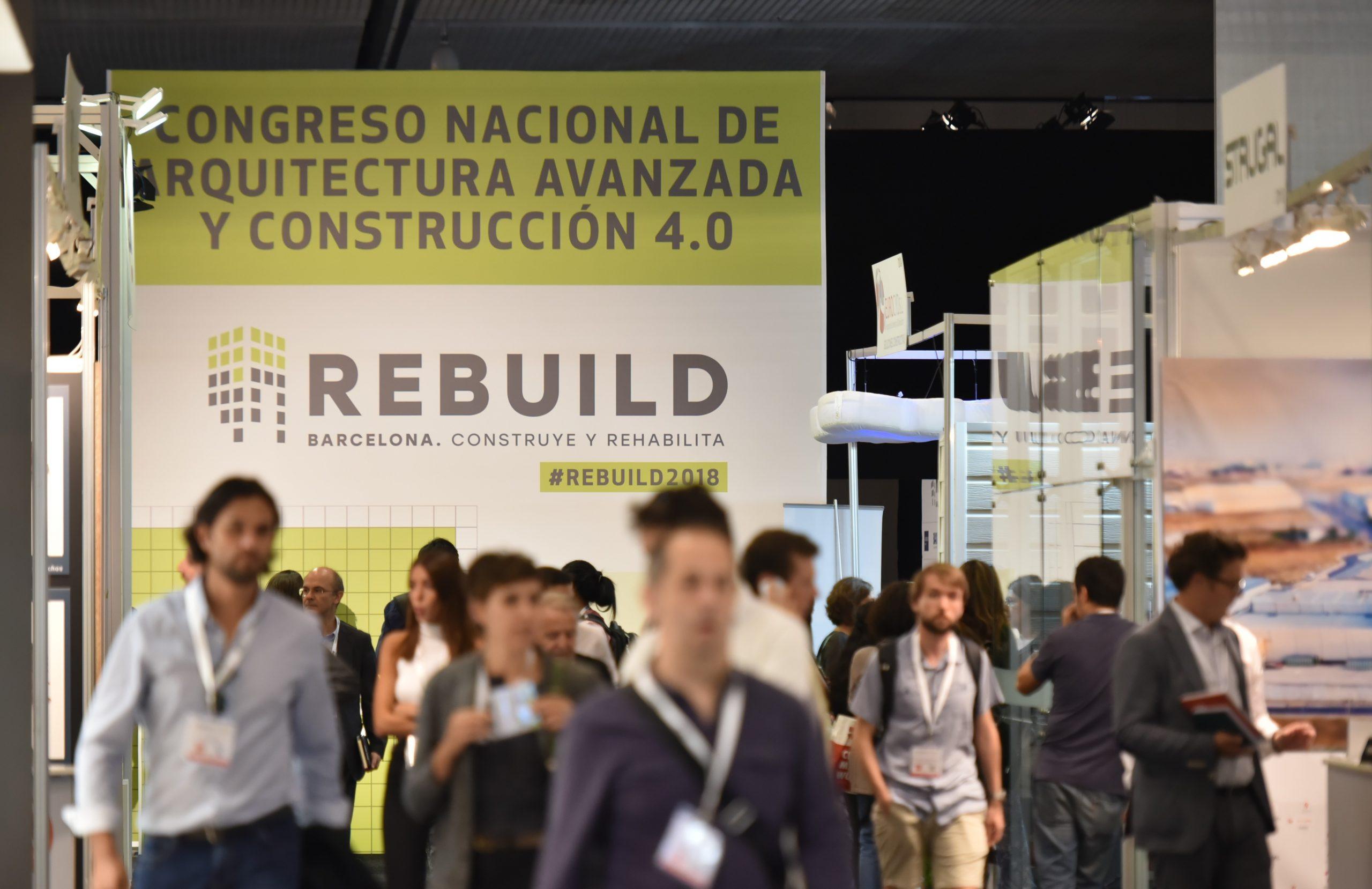 La sostenibilidad y la eficiencia energética, atributos inseparables de la edificación del futuro, serán protagonistas de REBUILD 2019