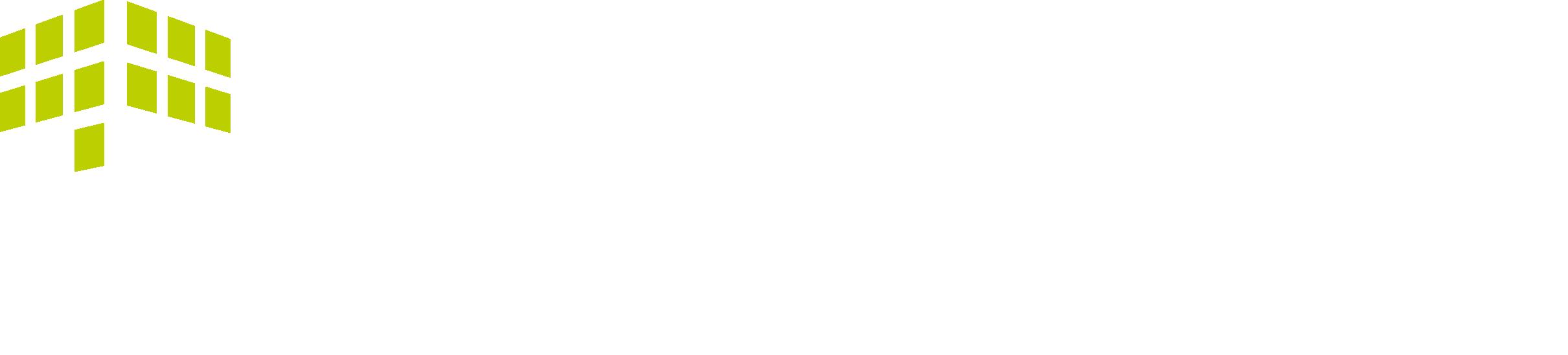 Logo REBUILD negativo