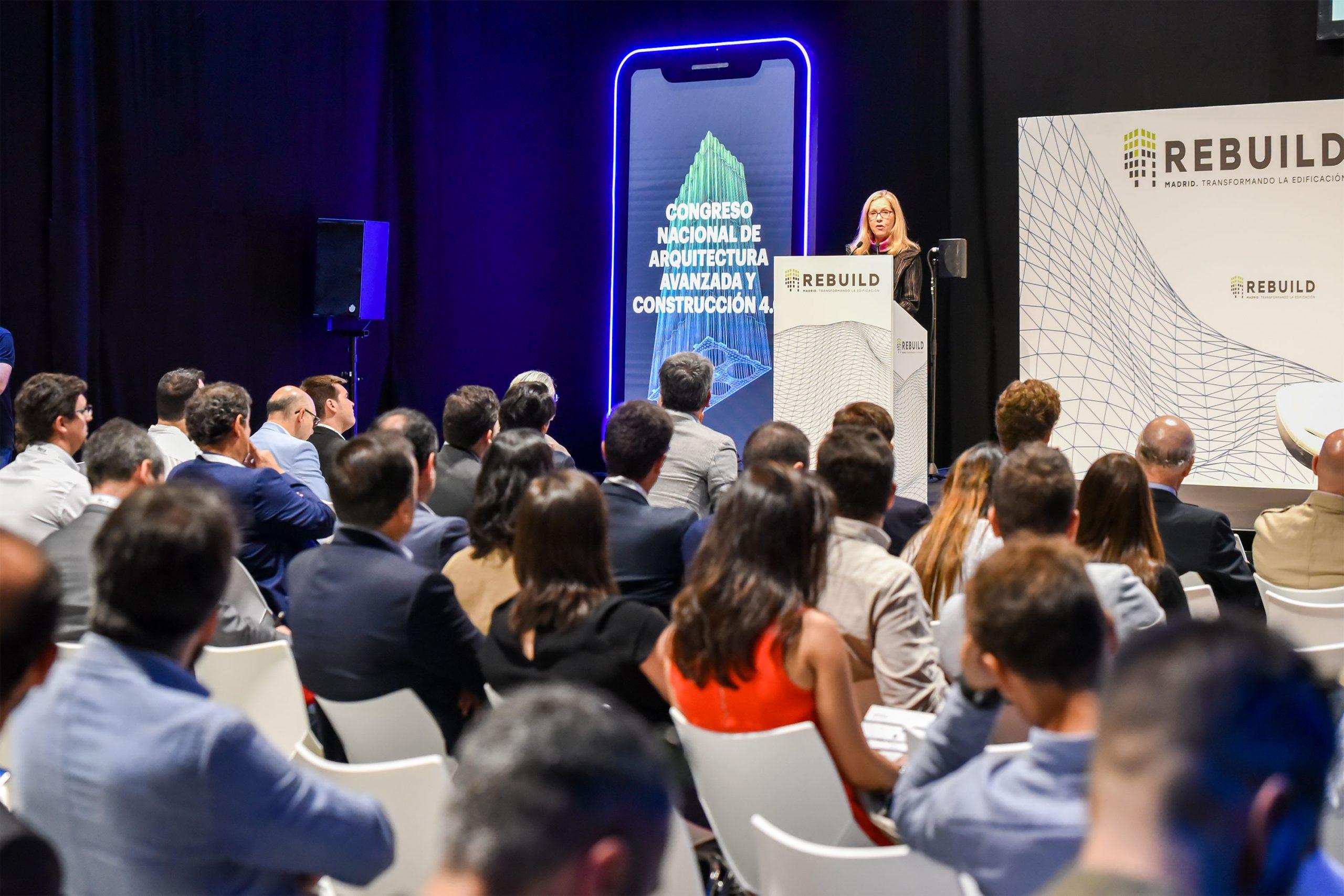 REBUILD 2020 arranca mañana en Barcelona con el objetivo de reactivar la economía e impulsar la actividad del sector de la edificación