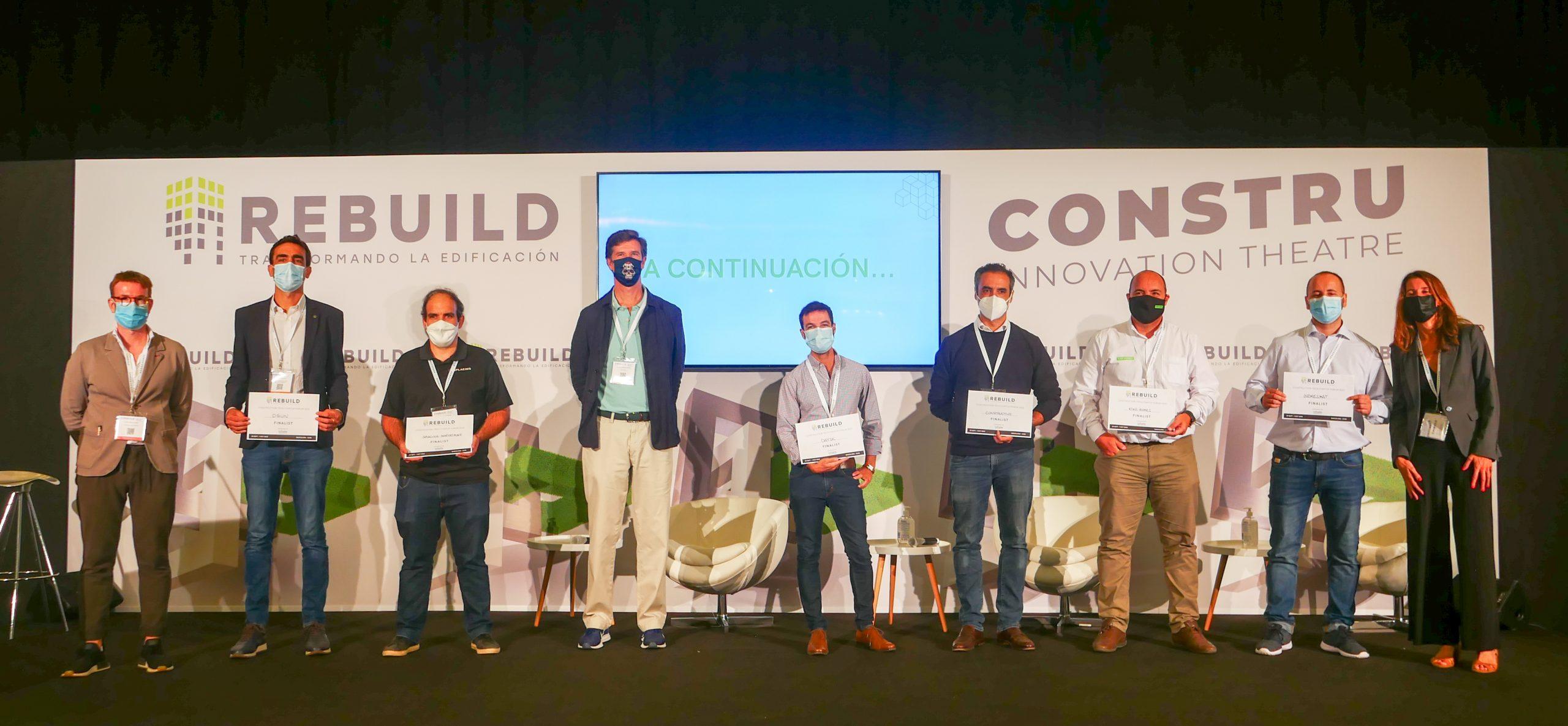 Las startups del sector de la edificación crecen en tiempos de Covid
