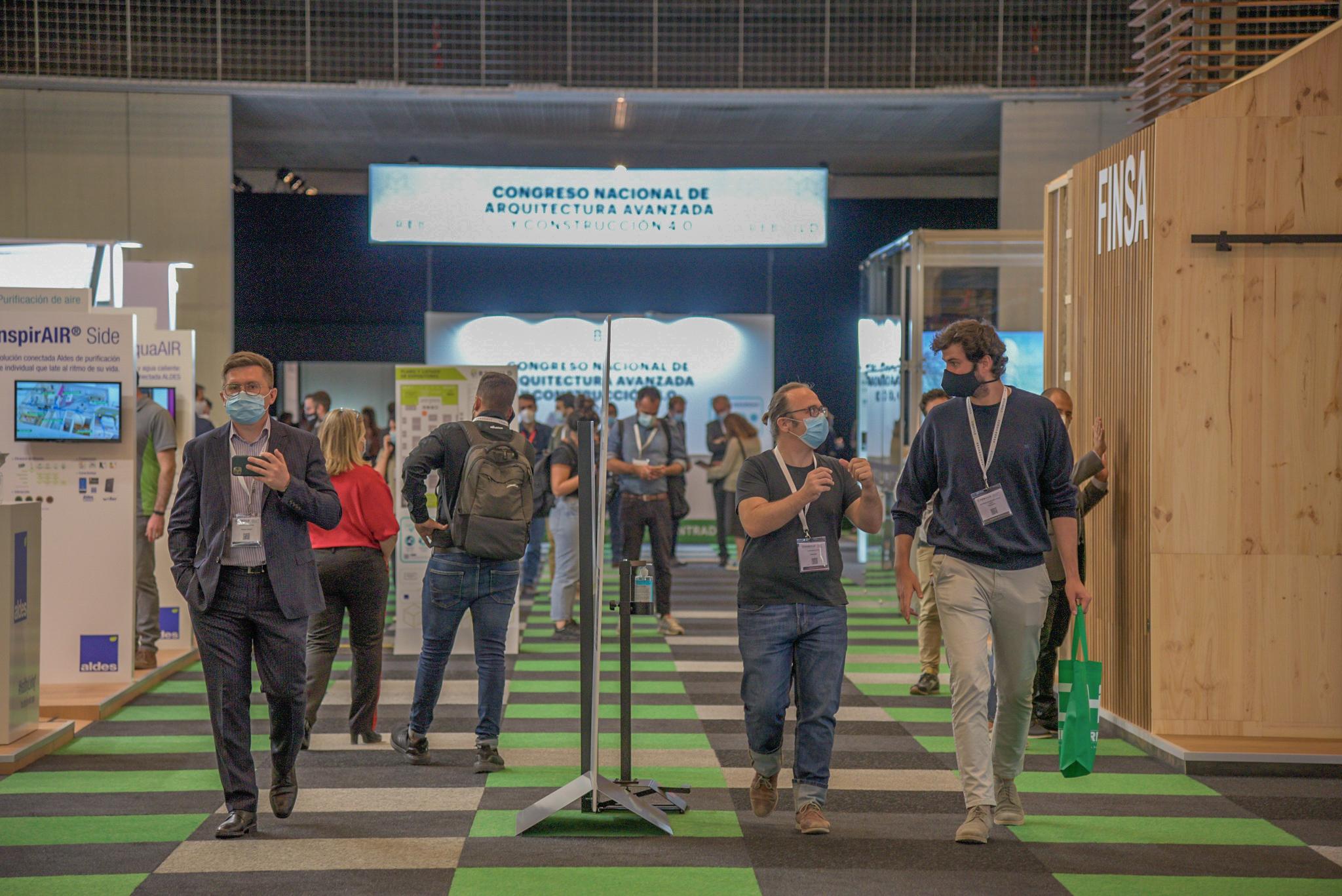 Madrid acogerá REBUILD 2021, el evento de innovación para convertir la edificación en el tractor de la recuperación de la economía española