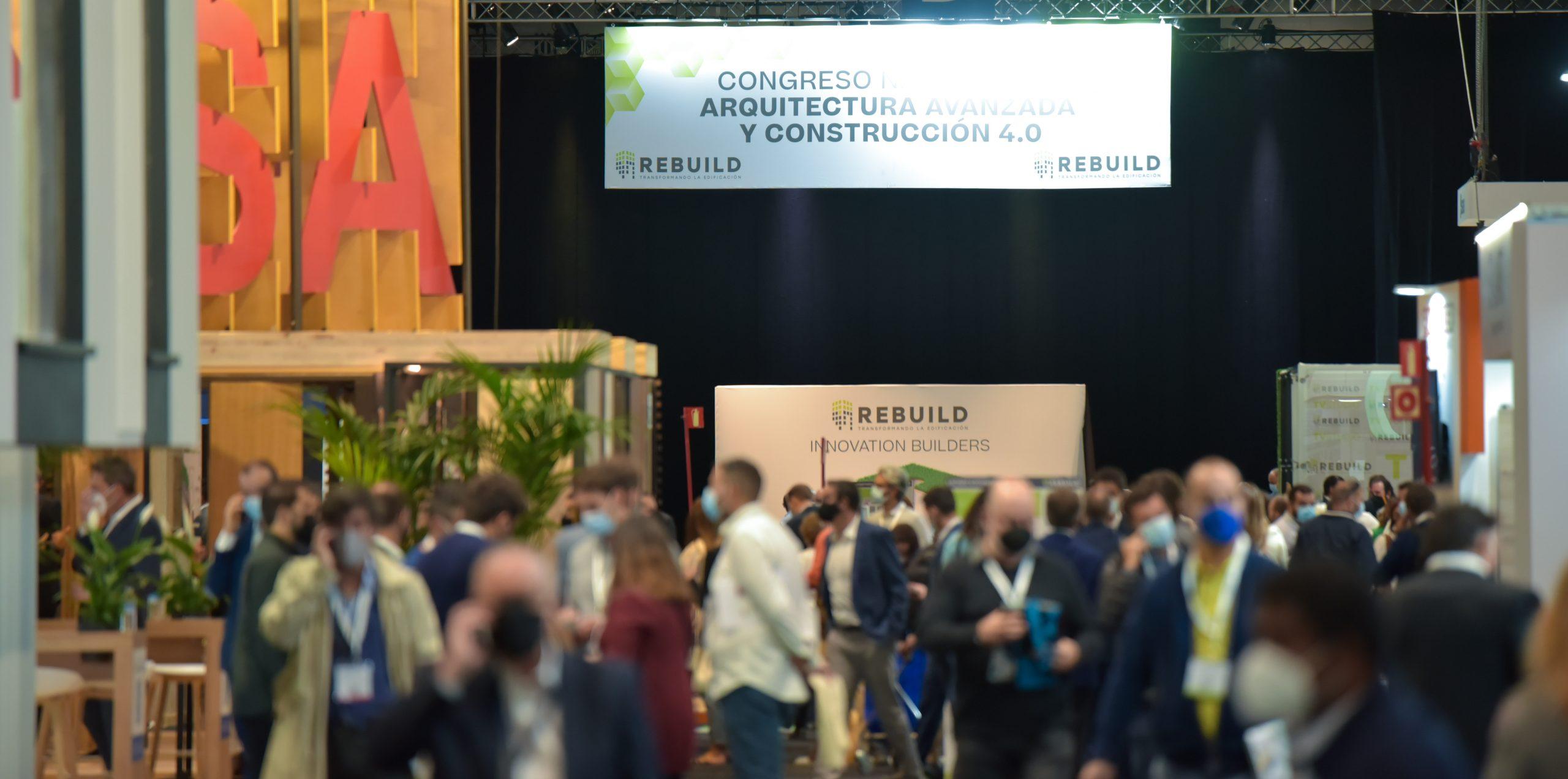 10.673 congresistas llenan IFEMA en la gran semana de la edificación de Madrid
