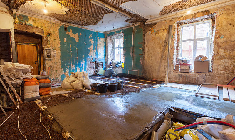 3 claves para la rehabilitación de edificios