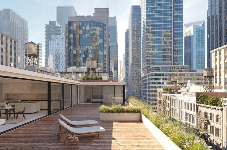 reforma de la terraza