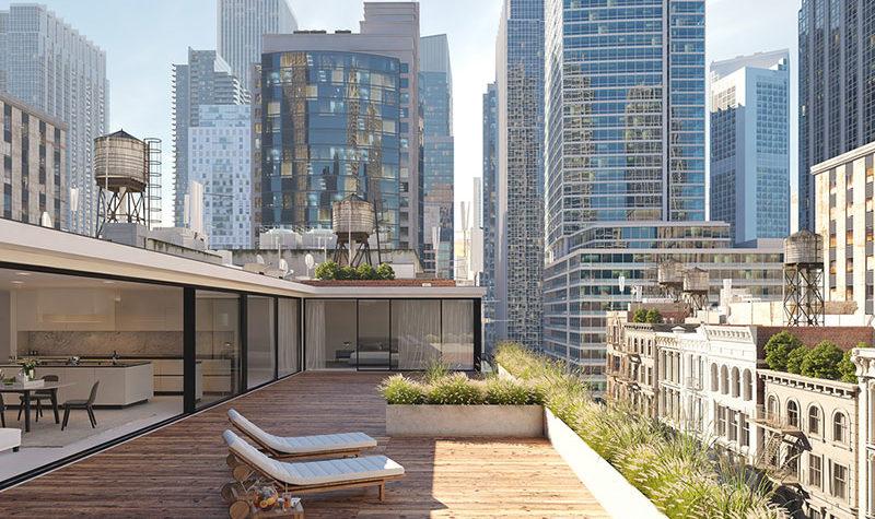 Pautas para la reforma de la terraza de una vivienda