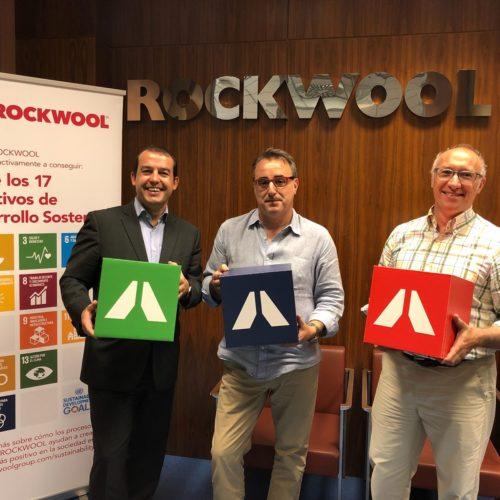 ROCKWOOL se une a la transformación del sector de la edificación con REBUILD 2018