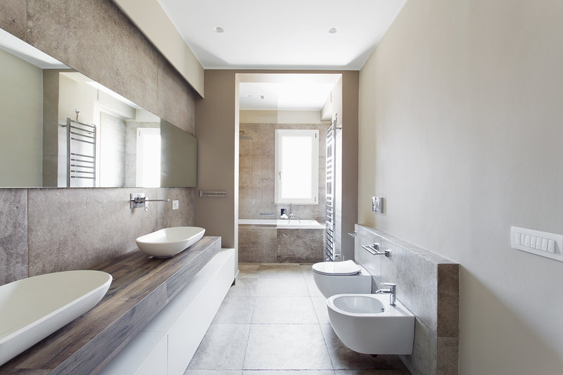 Tendencias en las reformas de baños de estilo moderno para 2019